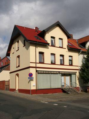Fassade Privathaus